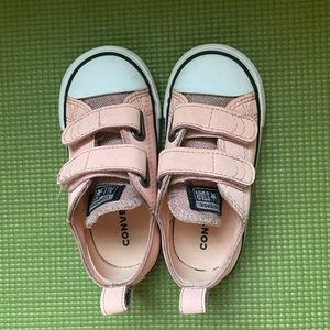 Converse sneakers kids size 7